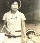 mère enfant japonais